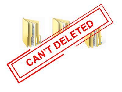 Cara Menghapus Folder yang Susah Dihapus 17