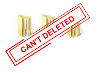 Cara Menghapus Folder yang Susah Dihapus