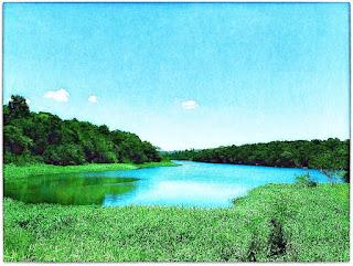 Barragem do Parque Saint Hilaire, Viamão