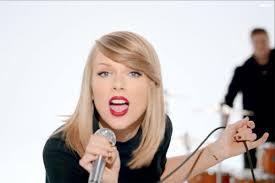 Taylor Swift dalam Video Klip Shake it Off