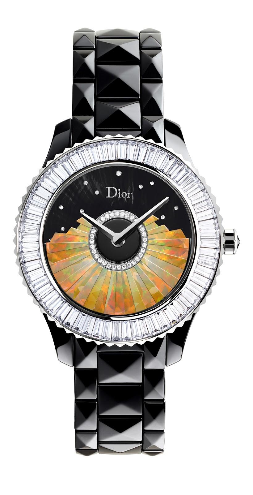578568d3714 Estação Cronográfica  Chegado(s) ao mercado - relógios Dior VIII ...