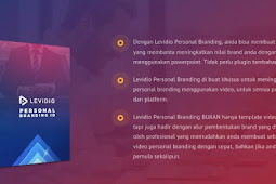 Cara Membangun Personal Branding dengan Levidio