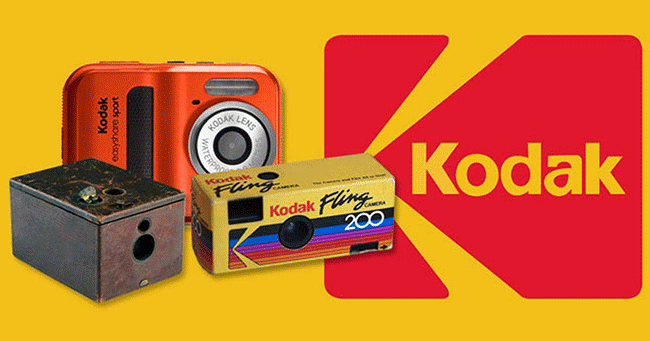 kodak film case study