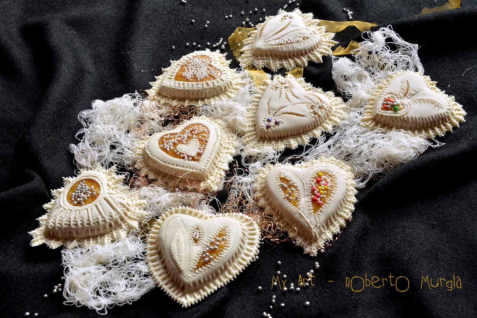 My art roberto murgia coricheddos for Ricette dolci sardi