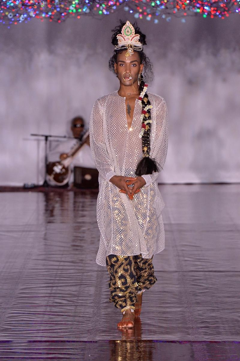 SS17 Ashish Classic Gender Defying Garments