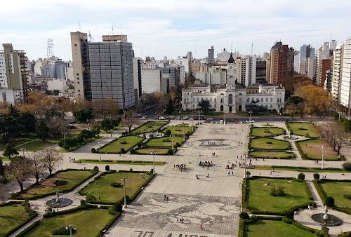 Praça de La Plata - Argentina