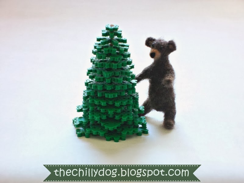 how to make a 3d tree