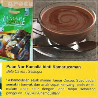 Testimoni Tamar Cocoa