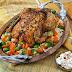 Buka puasa pakai Chicken Shawarma dan Baklava Khas Timur Tengah di Baharat !