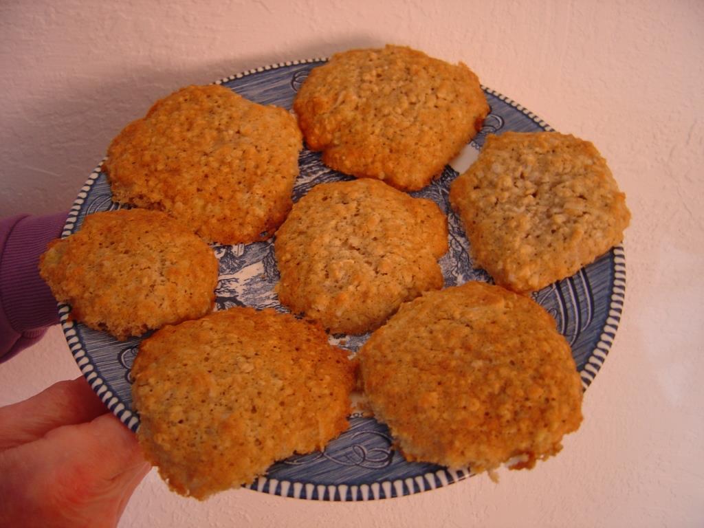 Banana-Coconut Drop Cookies