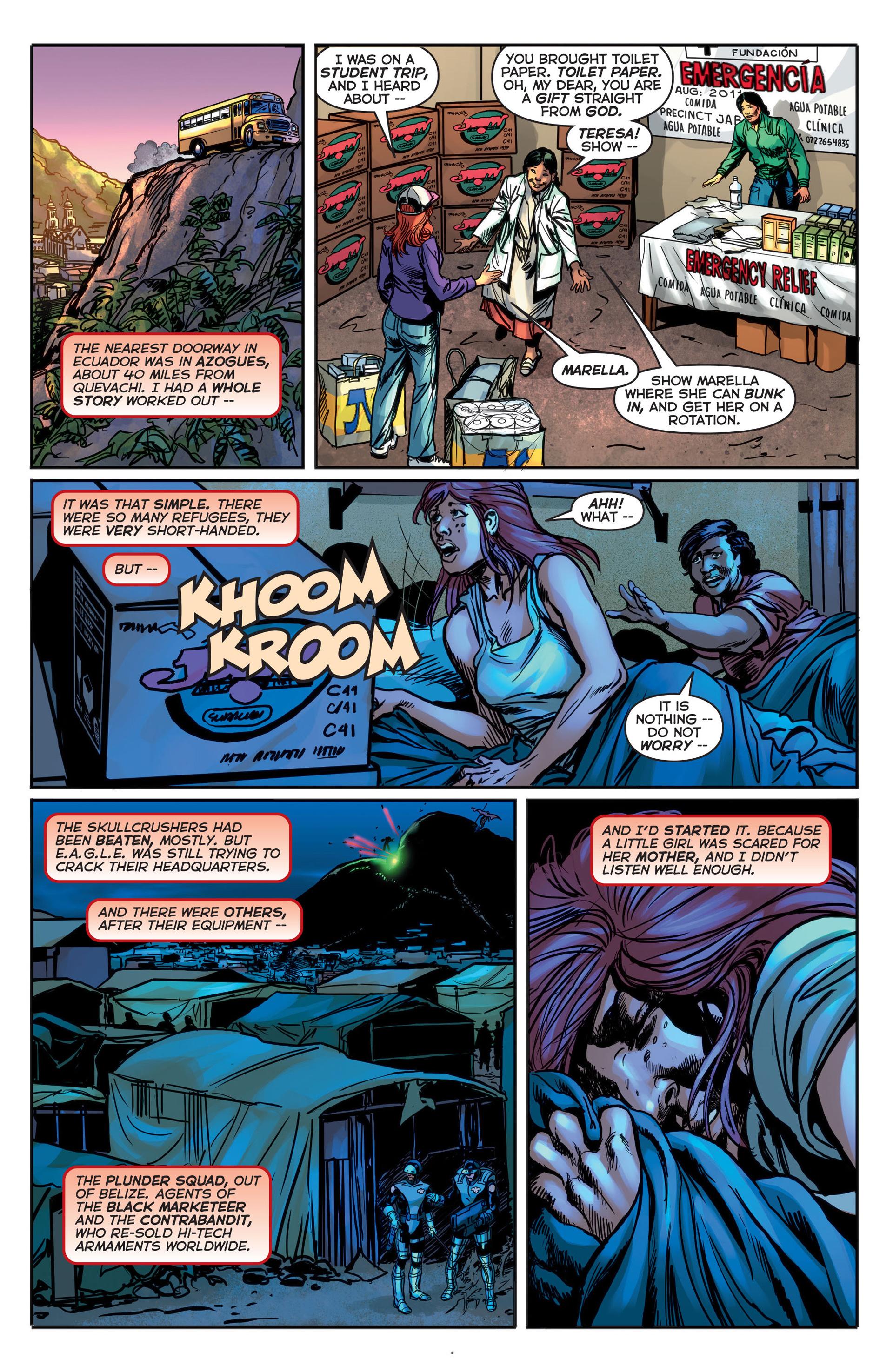 Read online Astro City comic -  Issue #3 - 10