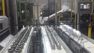 Tezgah CNC Besleme Robotu