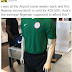 See the 29k Nigerian jersey spotted at an airport