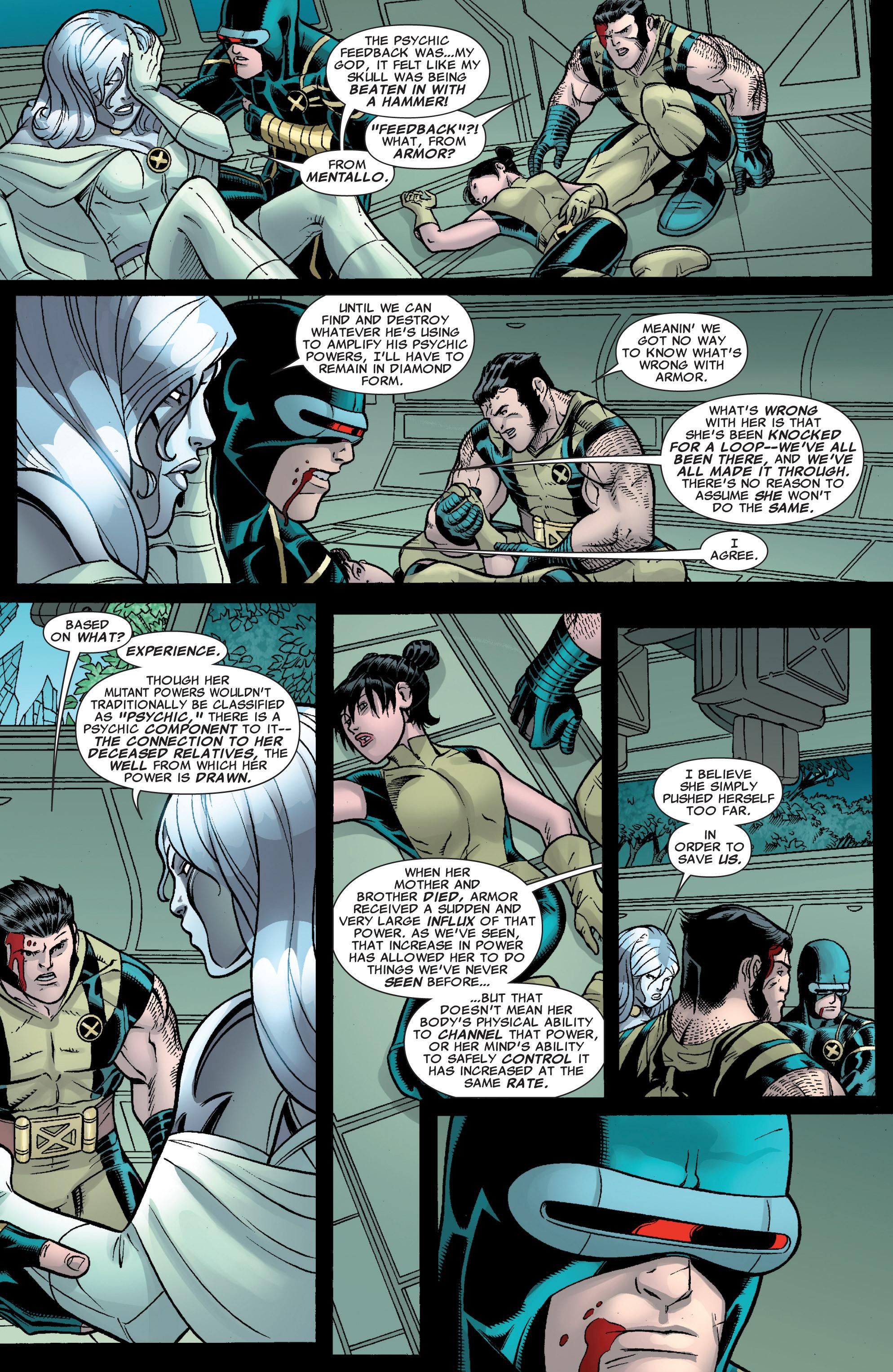 Read online Astonishing X-Men (2004) comic -  Issue #39 - 15