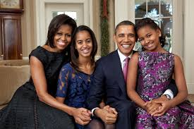 Barack Obama Family Wife Son Daughter Father Mother Age Height Biography Profile Wedding Photos