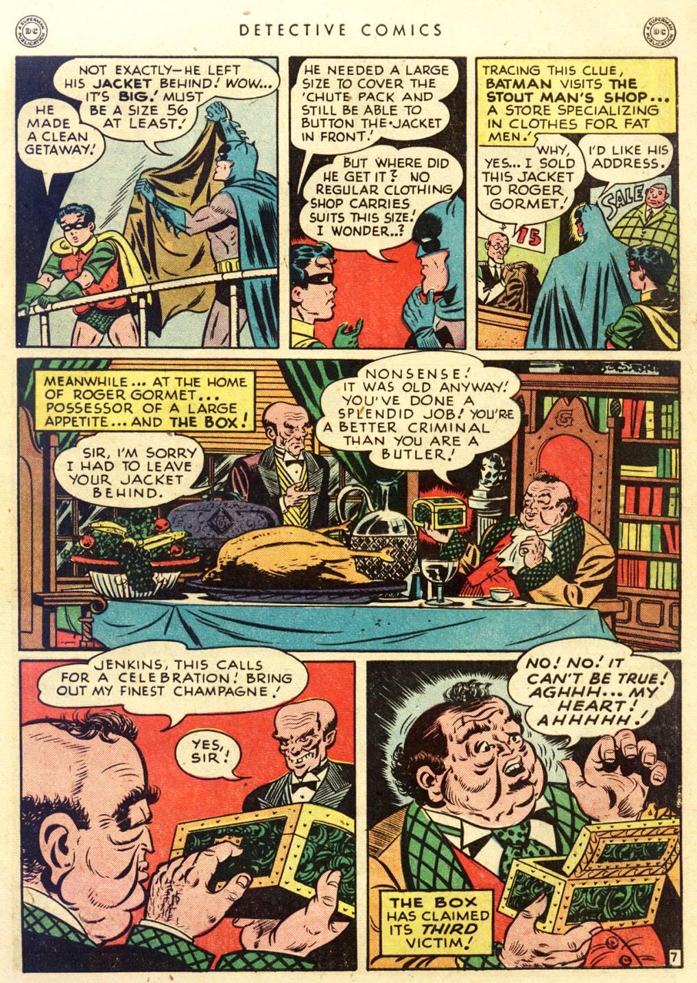 Detective Comics (1937) 130 Page 8