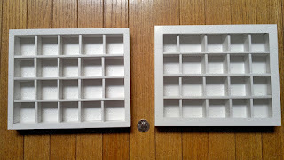 Kotak | Box coklat isi 20 (5x4)