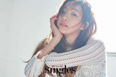 Kim Go Eun Singles April 2016