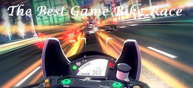 Game Balap Motor Terbaik dan Gratis Untuk Android