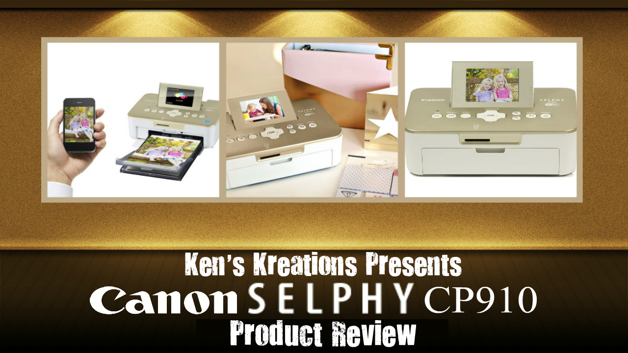 Centercanon Selphy Reviewcenter Kens Kreations