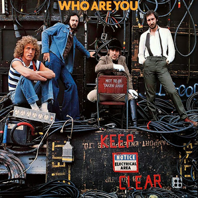 Who Are You album cover 1978