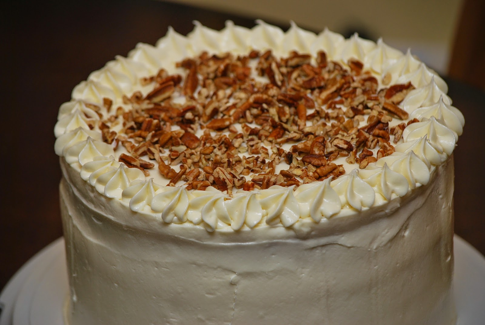 Italian Cake Recipes With Pictures: My Story In Recipes: Italian Cream Cake