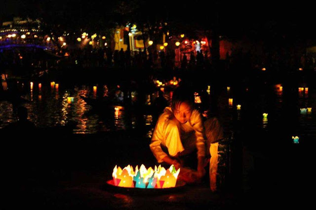 The Hoi An lantern festival - one of Southeast Asia's most popular events