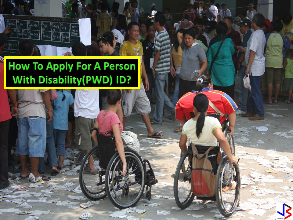 ANU-ANO ANG MGA BENIPISYO NA MAARING MAKUHA NG MGA PWD? HOW TO APPLY FOR A PWD ID, WHAT ARE THE REQUIREMENTS AND THE PROCESS? CHECK HERE  WHAT ARE THE REQUIREMENTS?  Filled out application form, either by applicant or care-giver Forms may be obtained in any of the following offices: Office of the Mayor Office of the Barangay Captain National Council on Disability Affairs (NCDA) or its regional counterpart DSWD Offices Participating organizations with memorandum of agreements with the Department of Health Two 1×1 ID pictures A duly signed clinical abstract by any licensed private, government clinic, or hospital-based physician advertisement WHAT ARE THE PROCESSES?  Applicant or care-giver must fill up the application form, attaching the 2 1×1 ID pictures and signed clinical abstract. Applicant, care-giver, or registration center personnel must then bring or upload the application to the nearest City of Municipal Health Office or its satellite offices or stations at the barangay for verification. Note: If PWD is not ambulatory, the receiving health officer shall do a home visit to validate the entries and disability. Applications that were disapproved shall be advised regarding the deficiencies and shall be allowed to reapply until complied. Once verified, the forms will be sent to the Health Officer of the Main City or Municipal Health Center. The Health Officer will then fill up a certification form, affix a control number, and upload the information to the Philippine Registry for Persons with Disabilities that can be downloaded from the DOH National Office Website. Applicant must bring the duly approved application form and certificate of disability to the City or Municipal Social Welfare Office or NCDA for issuance of the identification card.
