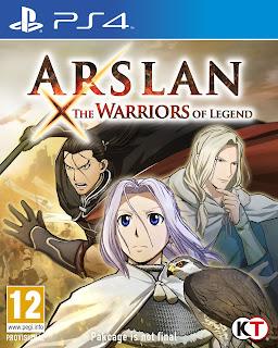 Koei Tecmo anuncia Arslan: the Warriors of Legend para PS4 y Xbox ONE