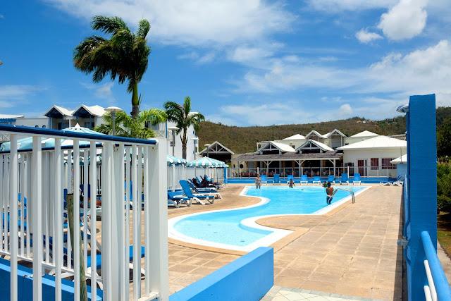 Piscine Karibéa Hotel