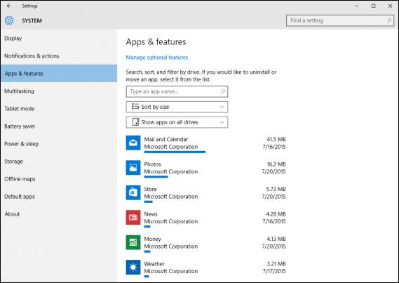 Cara Uninstall Program di Windows 10