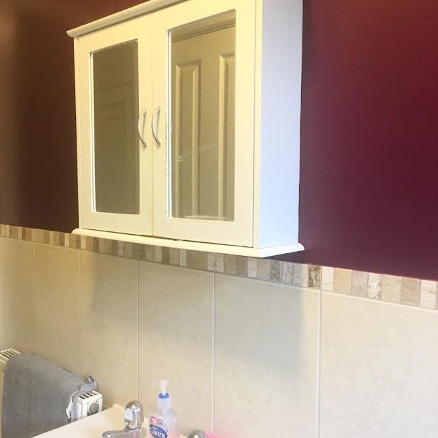 Redecorating the bathroom