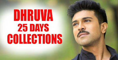 Dhruva 25 Days Collections