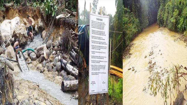 Siapa Bilang Aktivitas Tambang Emas Ilegal di Korowai Su Tutup?