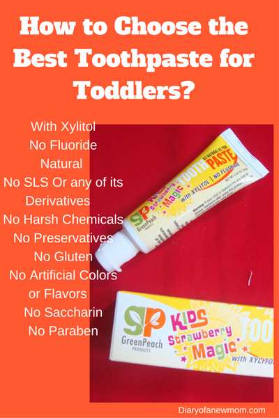 How to Choose the Best Toothpaste for Toddlers and Kids