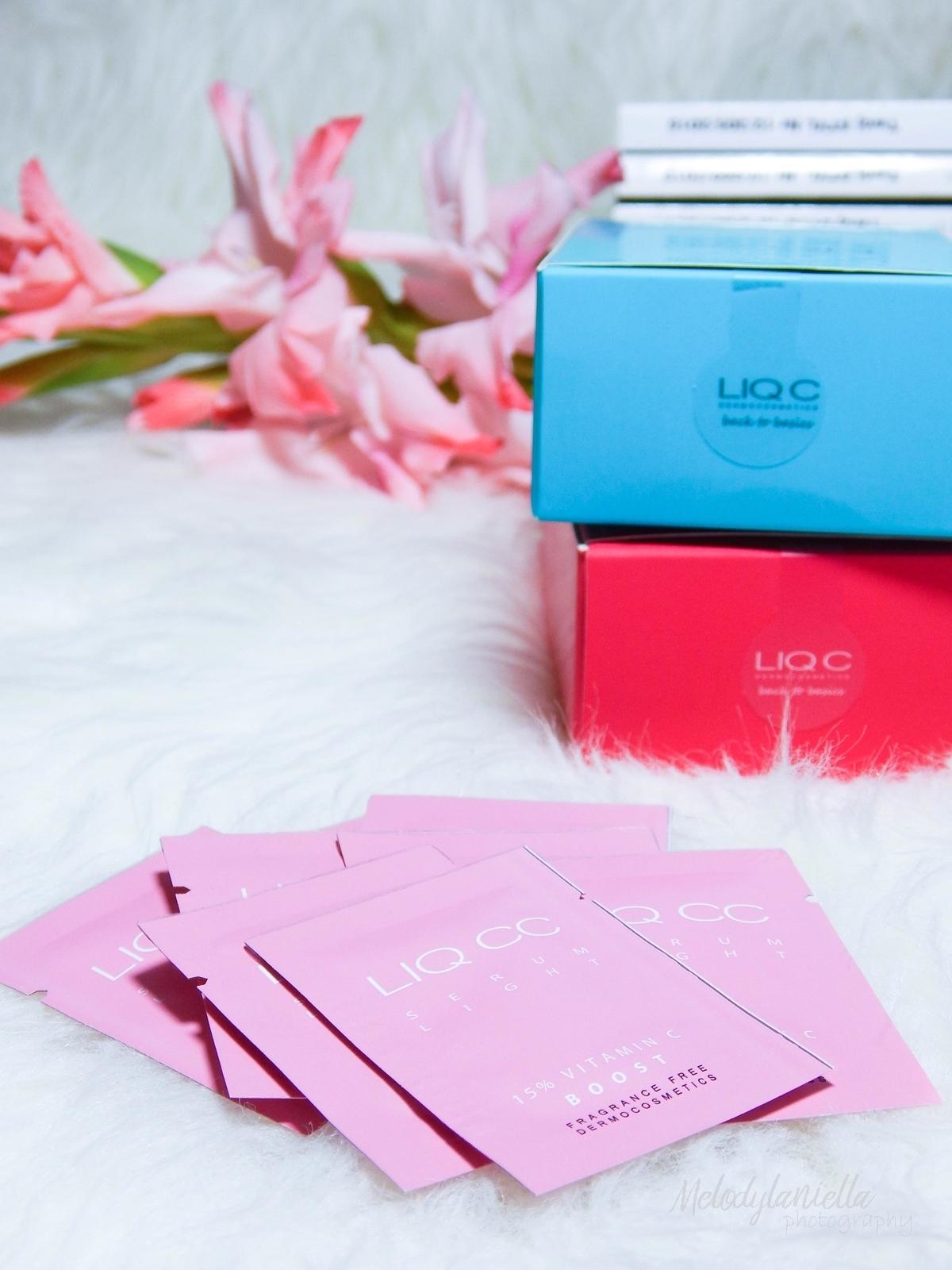 liqpharm serum z vitamina c opinie recenzje kosmetyki dermokosmetyki naturalne