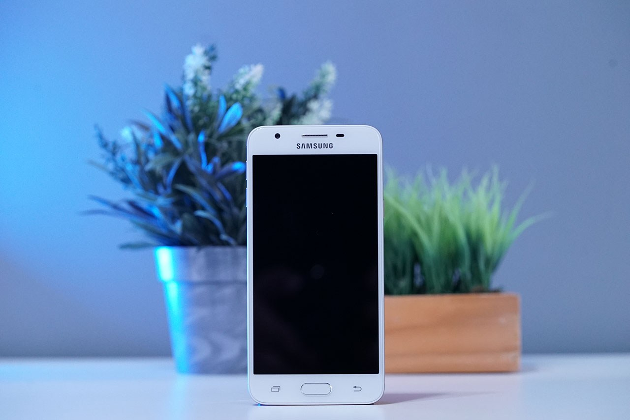 Samsung Galaxy J5 Prime White
