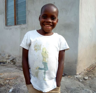 Boy who Davido promised to sponsor for life loses mom