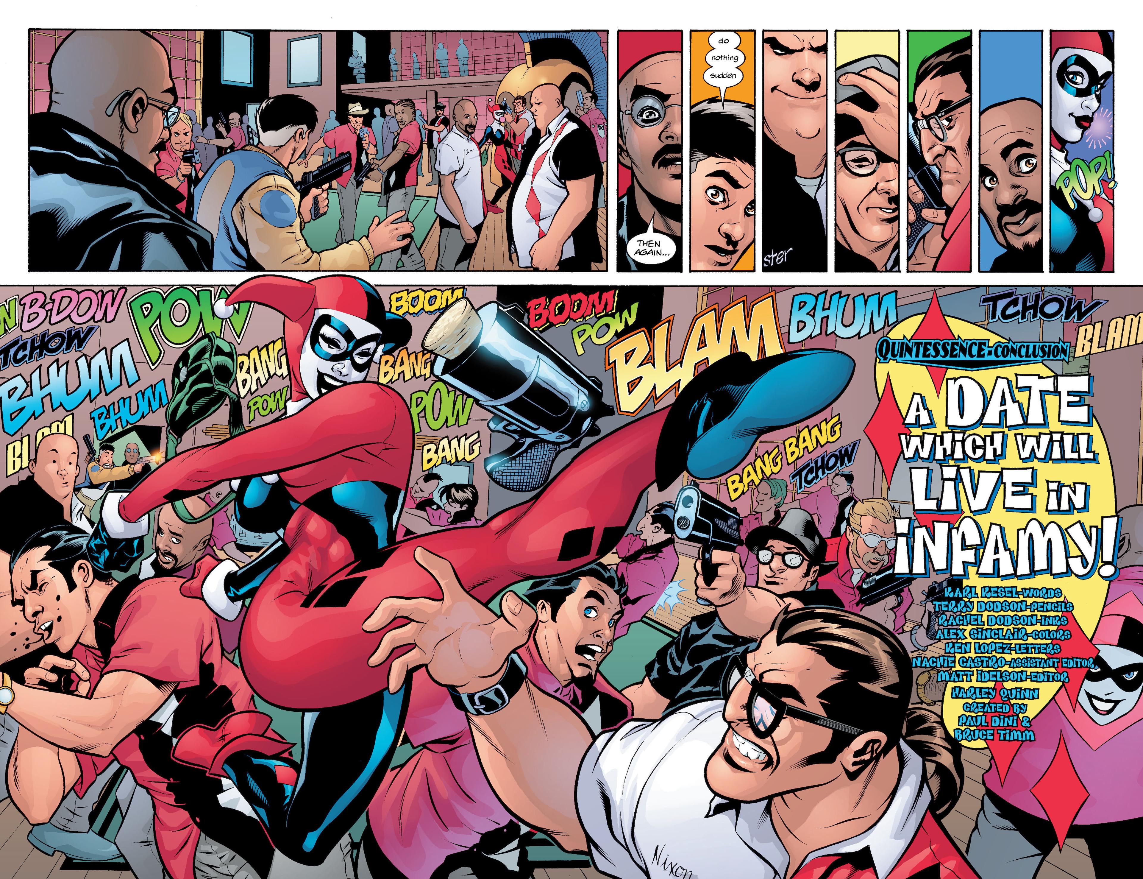 Harley Quinn (2000) Issue #12 #12 - English 5