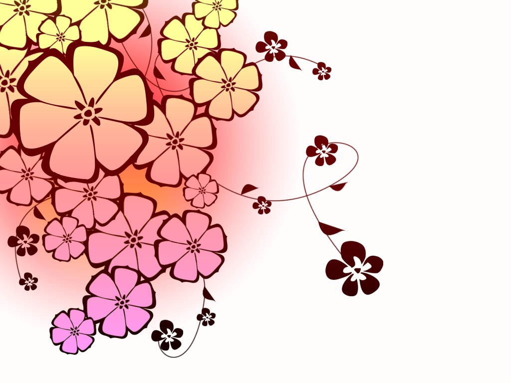 Moons flower flower art for Art flowers