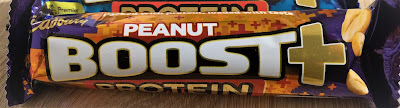 Cadbury boost protein peanut bar