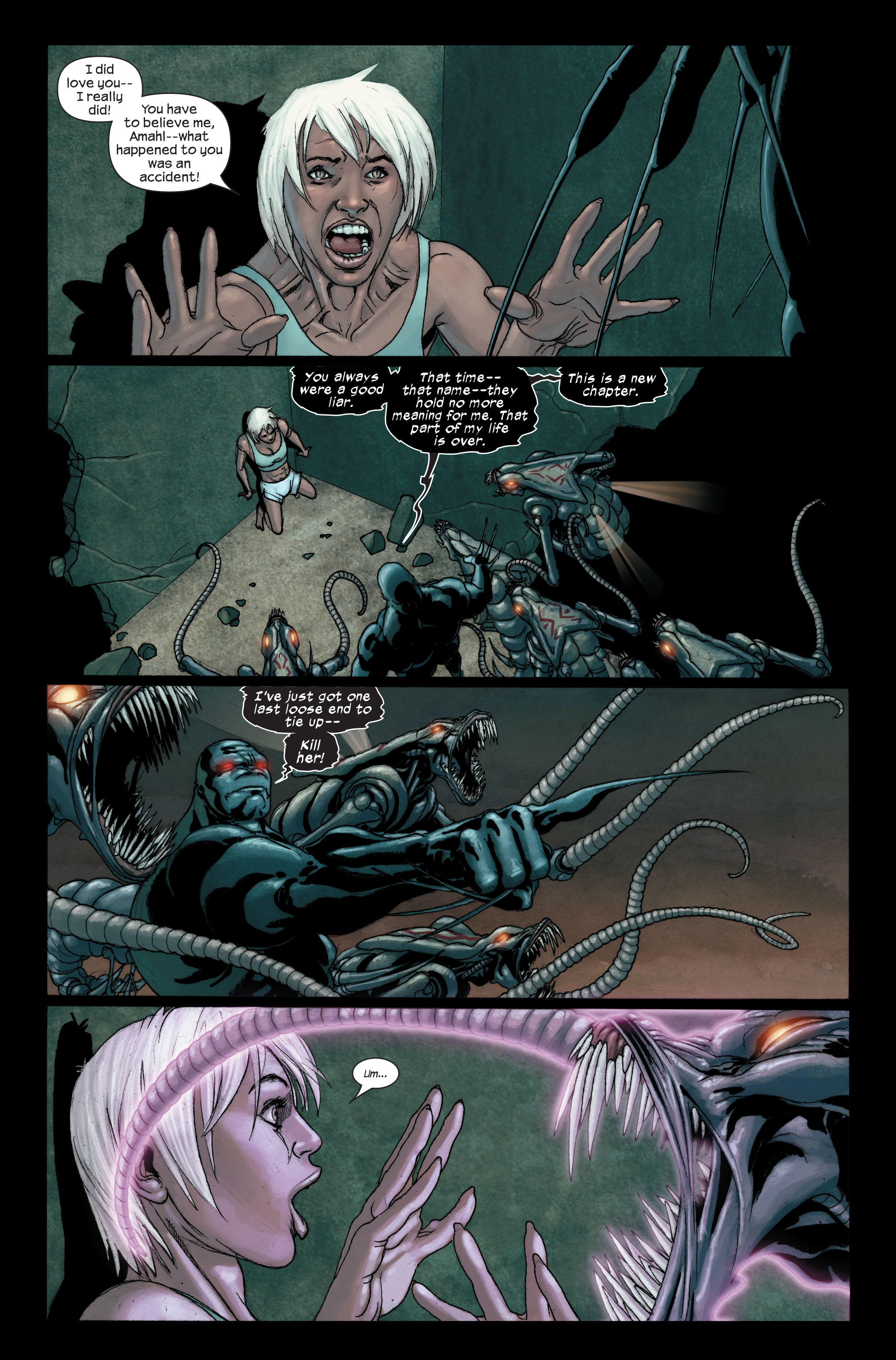 Read online Ultimate X-Men comic -  Issue #89 - 13