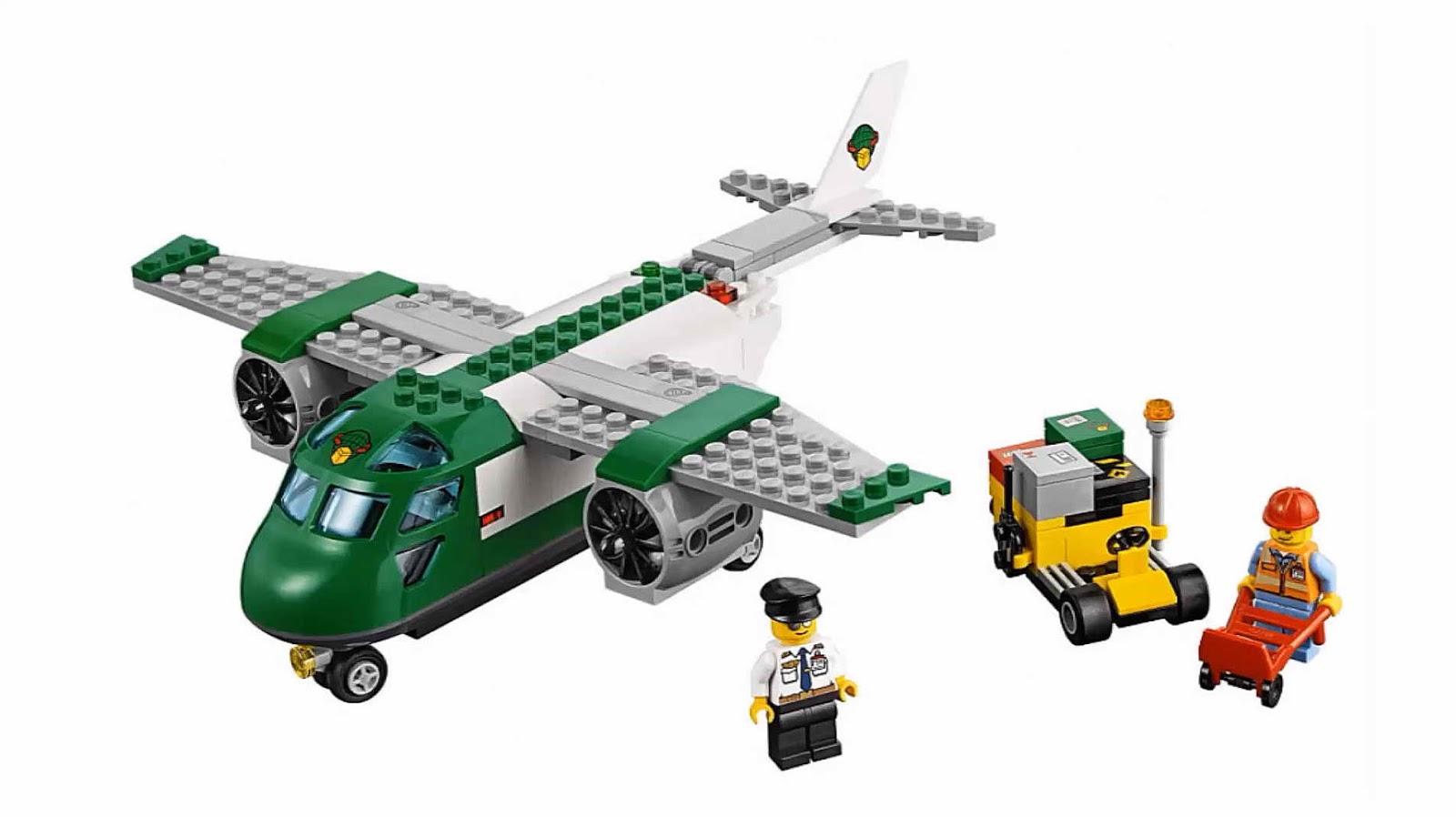 LEGO gosSIP: 130416 LEGO 60101 Airport Cargo Plane box art ...