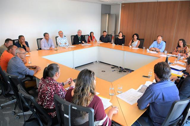 Reunião pública debate regularização do polo de plantas e a construção do galpão do produtor rural do Paranoá