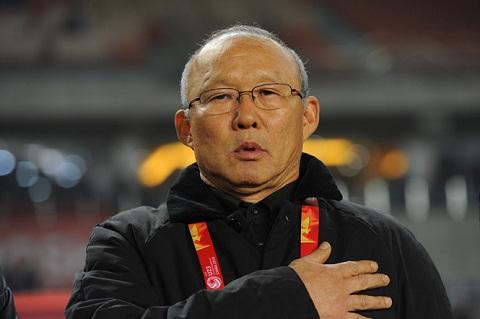Huấn luyện viên Park Hang Seo - người tạo ra lịch sử