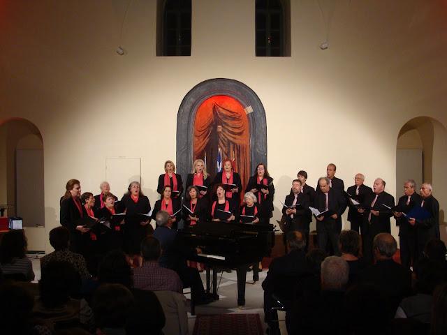 Στο ΝΑΥΠΛΙΟ - ARTIVA 4ο Διεθνές Χορωδιακό Φεστιβάλ συμμετείχε δημοτική χορωδία Επιδαύρου
