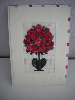 50– Bukiecik róż