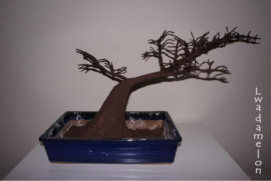 Lwadamelon Diy 1 001 Origami Crane Bonsai Tree
