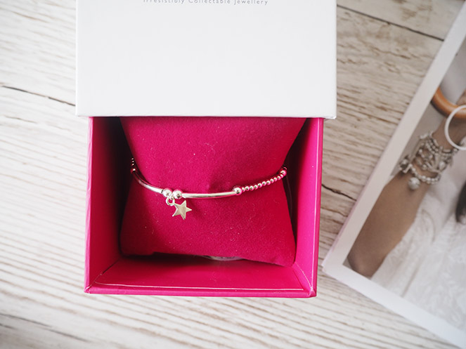 chlobo jewellery mini star bracelet