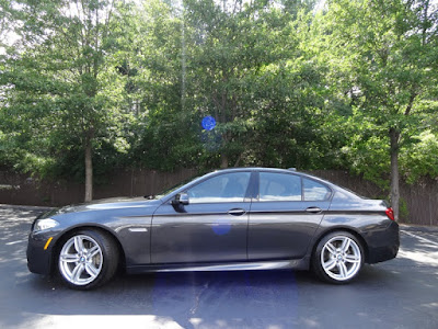 Dark Graphite Metallic, 2014 BMW 535i xDrive, Foreign Motorcars Inc, Quincy Massachusetts, 02169, For Sale, Very Clean, Low Miles, Call Today, BMW factory warranty, 37K miles